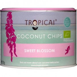 kokosové chipsy tropical