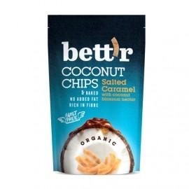 Kokos chips s morskou soľou