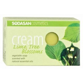 BIO pleťové mydlo CREAM Kvet lipy