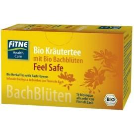 Bio bylinný čaj z kvetov Dr.Bacha Feel Safe