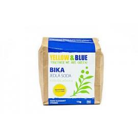 Bika – jedlá sóda, sóda bicarbona, hydrogénuhličitan sodný