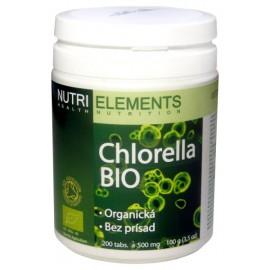 Chlorella tabletky, 200 tabs, 100g