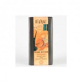 Vivani bio horká čokoláda pomaranč - 100 g