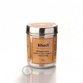 Khadi prášok SHIKAKAI - kondicionér a vlasová kúra